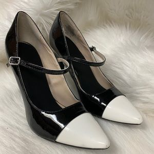 Dana Buchman Patent Leather Heels